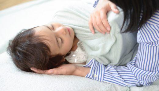 子供の寝かしつけ